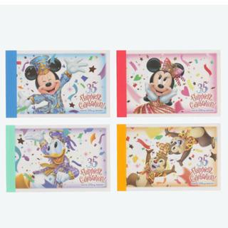Disney - 新品 グランドフィナーレ チケット メモセット  在庫僅か