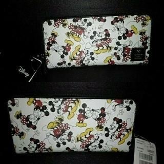 ディズニー(Disney)の新品 値下げ お買い得🎵ディズニー ミッキー&ミニー 長財布(財布)