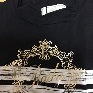 レディー(Rady)のradyメンズTシャツ(Tシャツ/カットソー(半袖/袖なし))