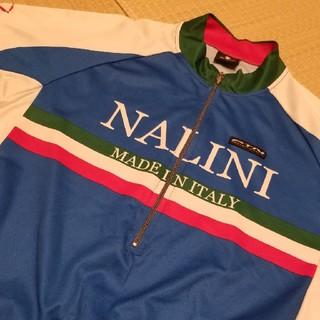 【美品】サイクルウェア NALINI Lサイズ(ウエア)
