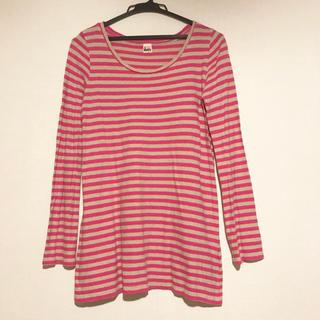 シェル(Cher)のcher♡ボーダーロンT(Tシャツ(長袖/七分))