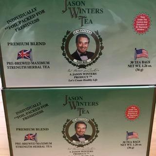 【お買得】Jason winters tea 2箱セット(茶)