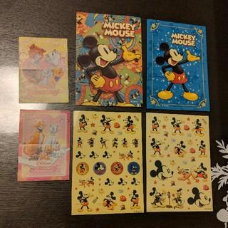 ディズニー(Disney)のステッカー シール ミッキー マリー ディズニー(シール)