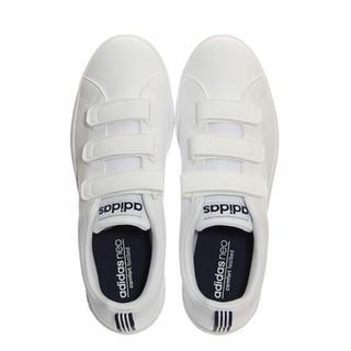アディダス(adidas)のアディダスネオ バルクリーン2 ベルクロ ネイビー(スニーカー)