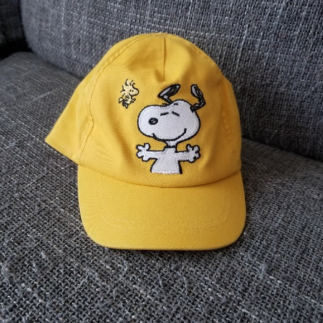 ZARA(ザラ)のZARA キッズ 帽子 SNOOPY キッズ/ベビー/マタニティのこども用ファッション小物(帽子)の商品写真