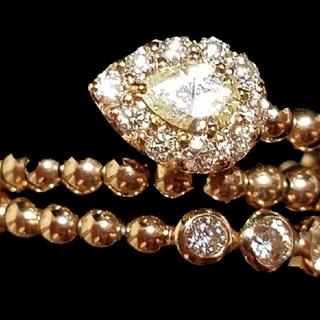 ダイヤモンド リング パヴェ(リング(指輪))