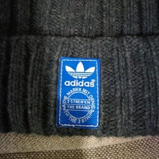 アディダス(adidas)のadidas originals  ニットキャップ ニット帽(キャップ)