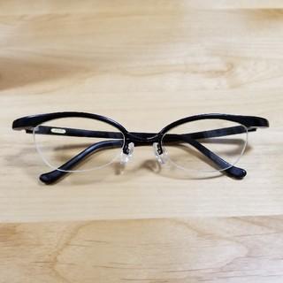 フォーナインズ(999.9)の999.9 フォーナインズ M-01 黒(サングラス/メガネ)