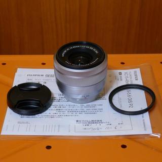富士フイルム - フジノンレンズ XC15-45mm F3.5-5.6 OIS PZ 富士フイルム