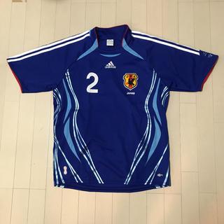 アディダス(adidas)の2006年ワールドカップ日本代表ユニフォーム 2 茂庭(ウェア)
