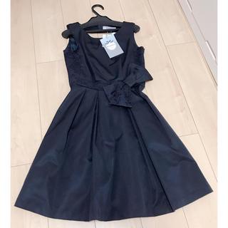 リランドチュール(Rirandture)の【新品未使用】Rirandture♡ バックレースドレス(ミディアムドレス)