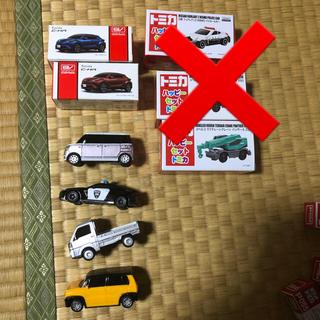 ダイハツ(ダイハツ)のプルバックカー まとめ売り(ミニカー)