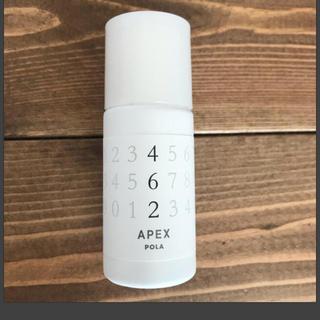 ポーラ(POLA)のPOLA APEX マンスリーサイズ ミルク 462 高敏感(乳液 / ミルク)