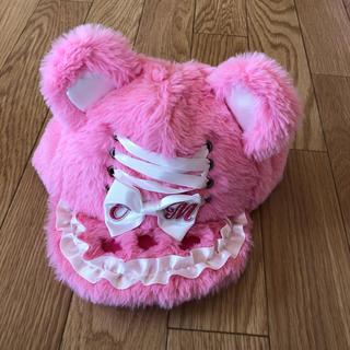 アースマジック(EARTHMAGIC)のアースマジック ファー帽子 52cm♡(帽子)