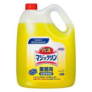 【業務用】バスマジックリン 4.5L(花王プロフェッショナルシリーズ)(洗剤/柔軟剤)