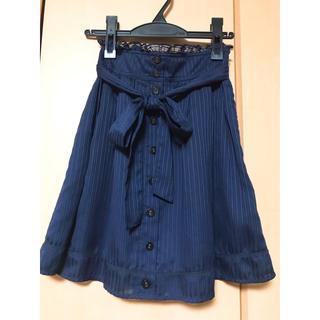 パウダーシュガー(POWDER SUGAR)のスカート powder sugar(ひざ丈スカート)