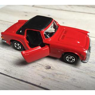 タカラトミー(Takara Tomy)のHONDA トミカ S800 ミニカー H196R 赤 レッド 車 ホンダ (ミニカー)