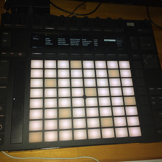 ableton push2(MIDIコントローラー)