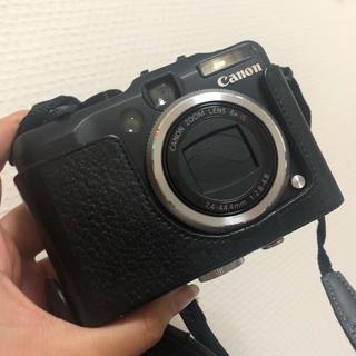 キヤノン(Canon)のcanon カメラ(コンパクトデジタルカメラ)