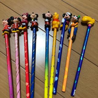 ディズニー(Disney)のディズニーで買ったキャラクター鉛筆(鉛筆)