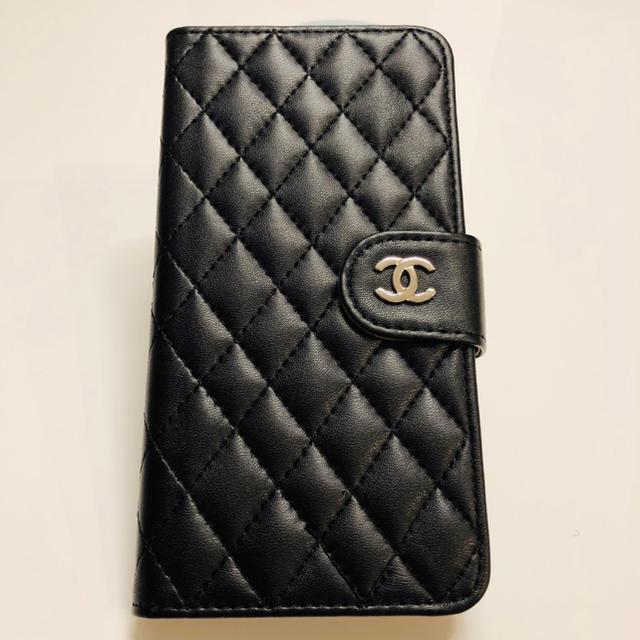 iphone7 ケース モデル | CHANEL - iPhone 8plus ケースの通販 by eve's shop|シャネルならラクマ