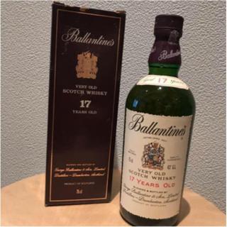 Ballantine's 17年 43℃ 75cl 酒ま hao(日本酒)