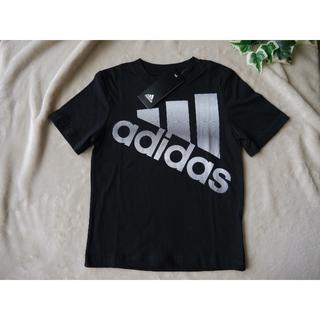 adidas Tシャツ kids 新品 未使用 110