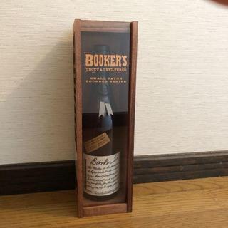 バーボンウイスキー ブッカーズ 2018 750ml 3本 h(日本酒)