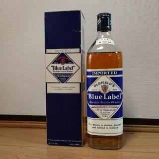 ブルーラベル オールドフィールド Blue Label(日本酒)