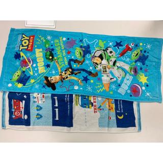 ディズニー(Disney)のタオル 男の子 トイストーリー、サンリオ プール用品(タオル/バス用品)