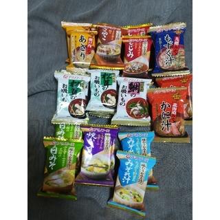 アマノフーズ 味噌汁&お吸い物 10種22個(インスタント食品)
