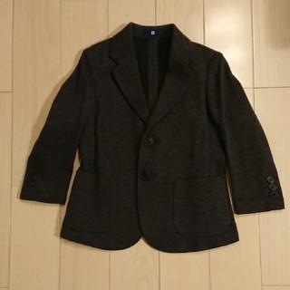 ユニクロ(UNIQLO)のジャケット&ハーフズボン セット(ドレス/フォーマル)