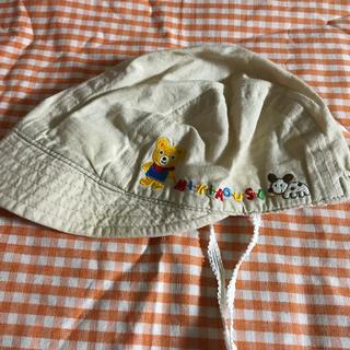 ミキハウス(mikihouse)の⑪【46】ミキハウス  帽子(帽子)