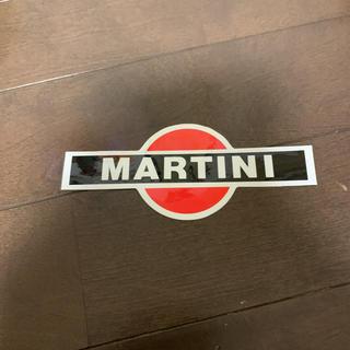 MARTINI ステッカー(ステッカー)