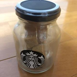 スターバックスコーヒー(Starbucks Coffee)のスターバックス公式 瓶入りシュガー新品未開封(調味料)