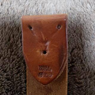 ゴローズ(goro's)のgoro's  4cm可変バックル用ベルトのみ(ベルト)