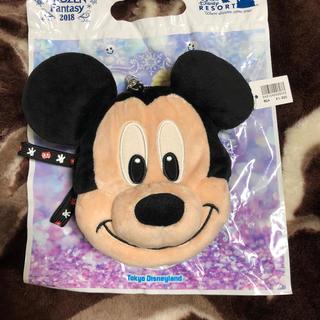 ディズニー(Disney)のディズニー グッズ ポーチ ストラップ付き(ポーチ)
