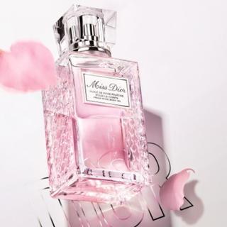 ディオール(Dior)のミス ディオール ボディ オイル(ボディオイル)