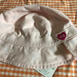 ⑪ミキハウス  リバーシブル帽子(帽子)