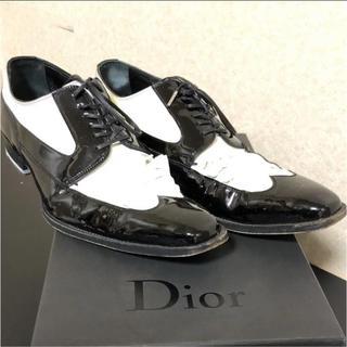 ディオールオム(DIOR HOMME)の◼️Dior Homme エナメルレザーシューズ◼️(ドレス/ビジネス)