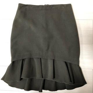 ザラ(ZARA)のZARA ペプラムスカート(ミニスカート)