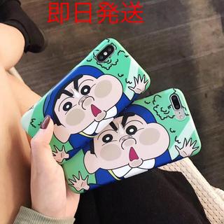 クレヨンしんちゃん iPhoneXケース