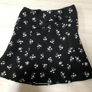 リランドチュール(Rirandture)のリランドチュール 小花柄 スカート(ミニスカート)