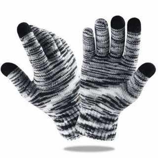 スマホ操作 スマホ対応 手袋 防寒 防風 暖かい タッチパネル アウトドア(手袋)