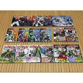 カドカワショテン(角川書店)のクロスボーンガンダムシリーズのセット(全巻セット)