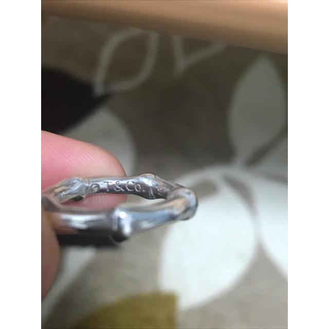 Tiffany & Co.(ティファニー)のティファニー バンブーリング メンズのアクセサリー(リング(指輪))の商品写真