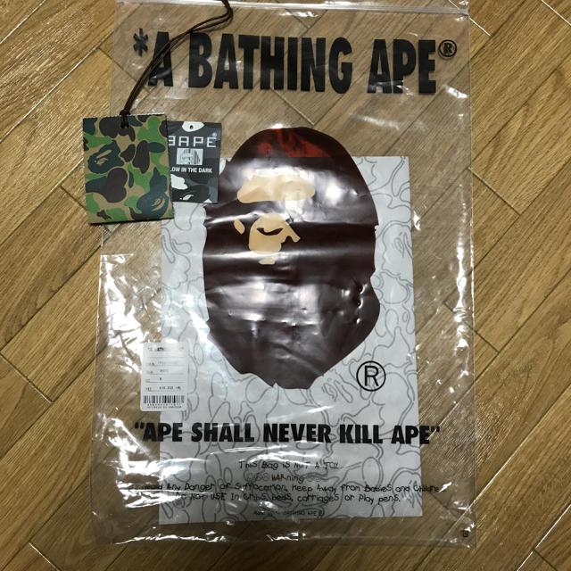 A BATHING APE(アベイシングエイプ)のa bathing ape シャークパーカー M メンズのトップス(パーカー)の商品写真