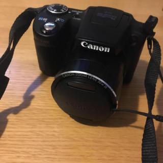 キヤノン(Canon)のCanon SX510 HS(コンパクトデジタルカメラ)