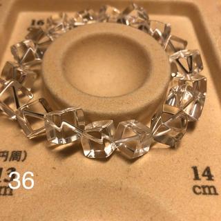 キューブ水晶9mm