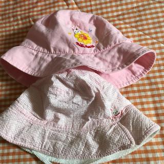 ミキハウス(mikihouse)の⑪【46】ミキハウス 帽子セット(帽子)